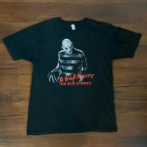Vintage A Nightmare On Elm Street Tee
